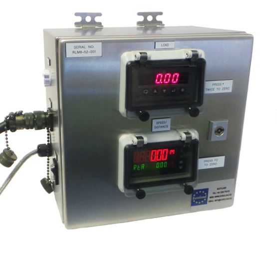 Image for Running Line Monitor Cabled Displays product