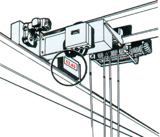 Image for Overhead Crane Load Monitoring product